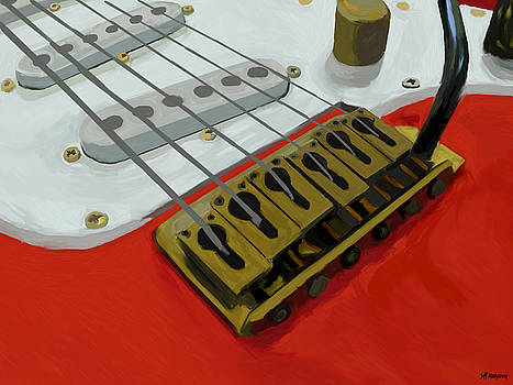 Three Single Coils and a Whammy Bar by Jeff Montgomery