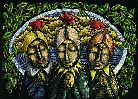 Three Small Prayers in Flight by Teresa Nolen Pratt