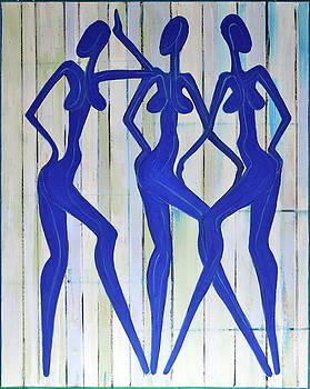 Three Women from Ziguinchor by Dianke Daffe-Rachow