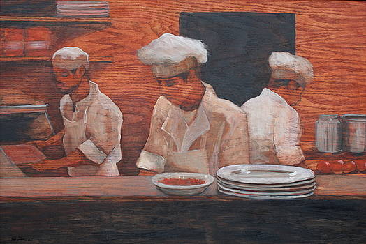 Three's Company by Jan Frazier