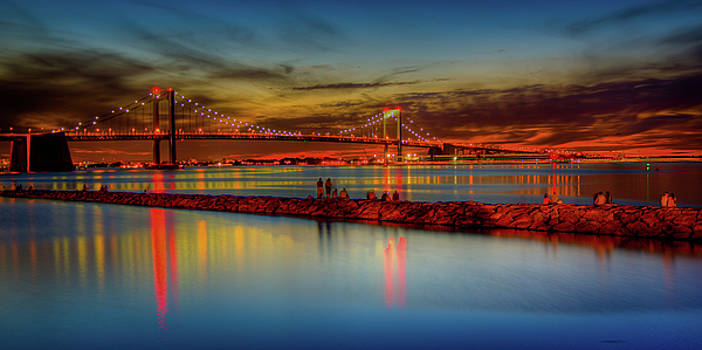 Dave Hahn - Throgs Neck Sunset
