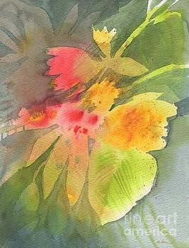 Through Darkness Brightly by Sheila Golden