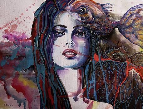 Through My Mind by Geni Gorani