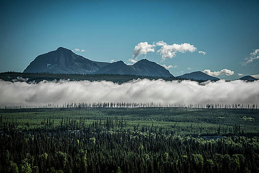 Through the Clouds by Annette Berglund