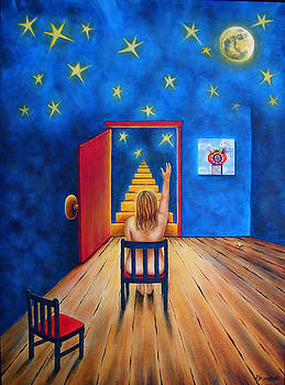 Through the Door? by Barbara Rockhold