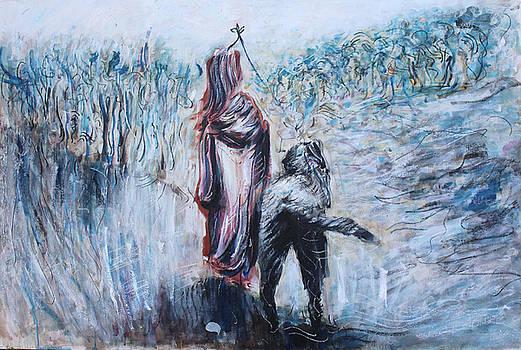 Through the Fields by Alexander Carletti