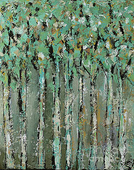 Through the Forest by Kirsten Reed