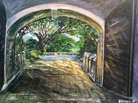 Through the Gate by Belinda Low