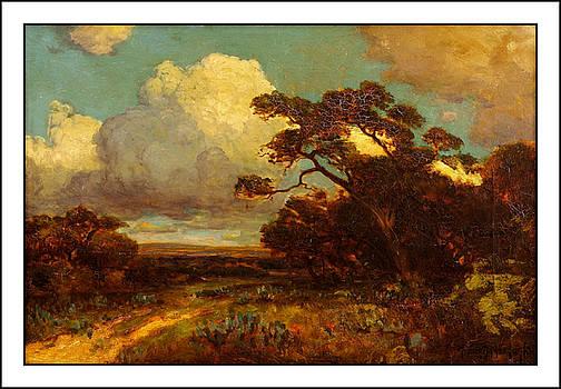 Peter Gumaer Ogden - Through the Hills in Southwest Texas 1911