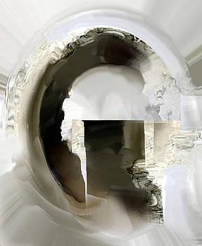 Through The Keyhole by Davina Nicholas