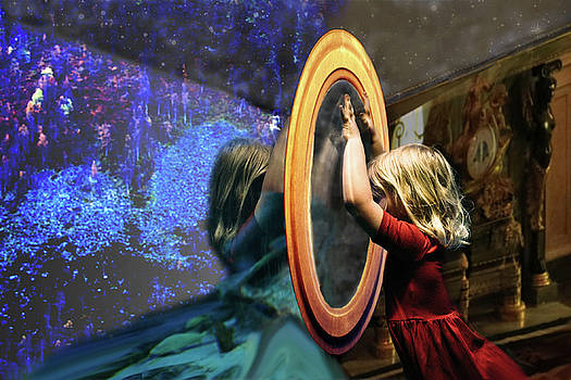 Through the Looking Glass by Lisa Yount