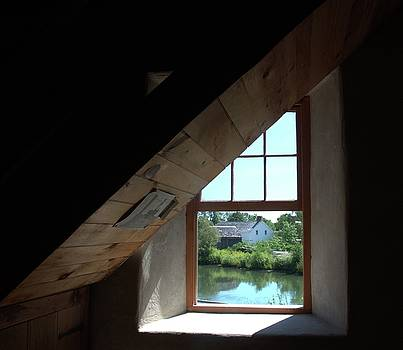 Valerie Kirkwood - Through the Mill Window