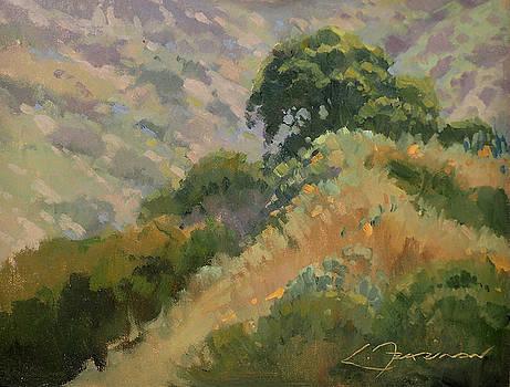 Through the Morning Haze by Lynne Fearman