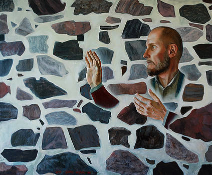 Through The Wall by Jukka Nopsanen