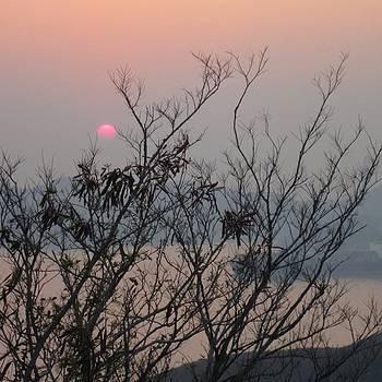 #throwback#sunset#oceanpark#hongkong by Kang Choon Wong