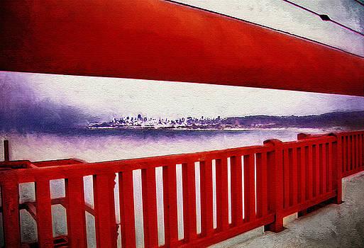 Steve Ohlsen - Thru the Bridge 2 - San Francisco