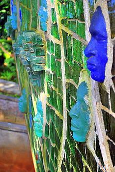 Thru the wall by Maina  Kabiru