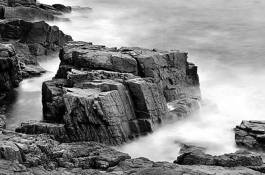 Expressive Landscapes Fine Art Photography by Thom - Thunder along the Acadia coastline - No 1