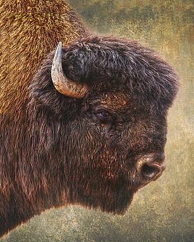 Thunder Beast by Ron McGinnis