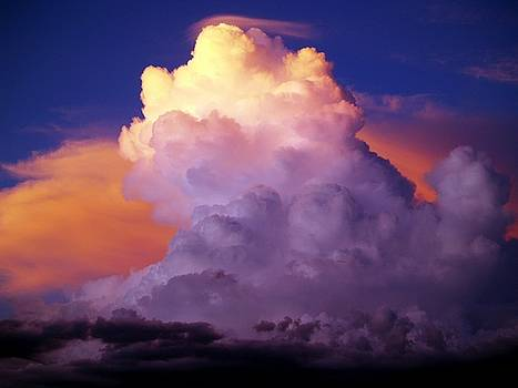 Thunder Cloud by Carrie Putz