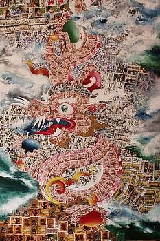 Thunder Dragon by Gyeltshen Dorji