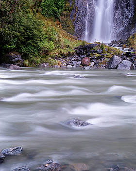Thunder Falls by Brian Puyear