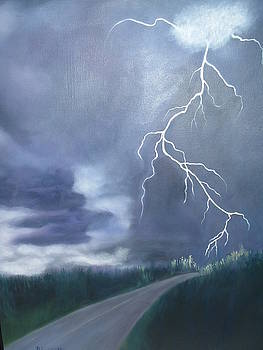 Thunder Road by Brenda Everett