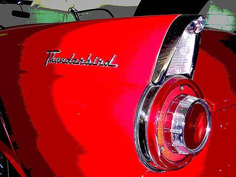 Thunderbird by Audrey Venute