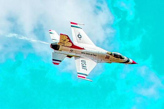 Thunderbird III by Bill Gallagher
