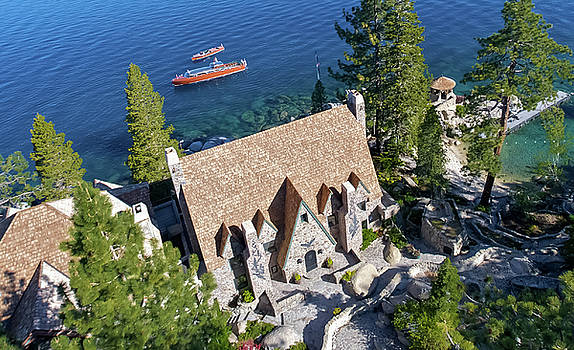 Steven Lapkin - Thunderbird Lodge Lake Tahoe