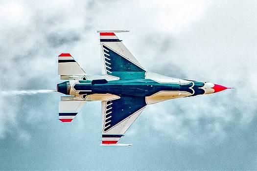 Thunderbird Underbelly by Bill Gallagher
