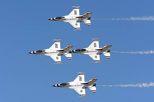 Thunderbirds Diamond by Chris Buff
