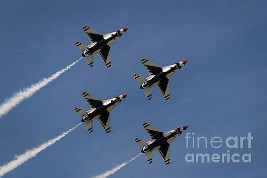 Thunderbirds Dsc5846 by Andrea Silies
