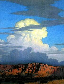 Thunderhead by Kevin Lawrence Leveque