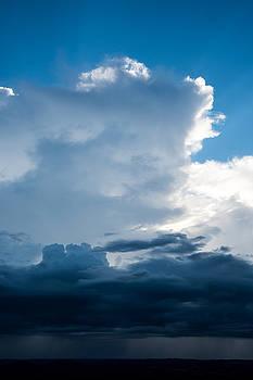 Thunderstorms by Norchel Maye Camacho