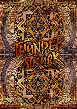 Beverly Claire Kaiya - Thunderstruck Palais Garnier Opera Mosaic Floor Paris France