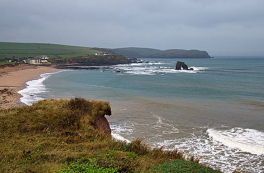 Thurlestone Rock by Pete Hemington
