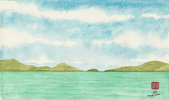 Joe Michelli - Thursday Island