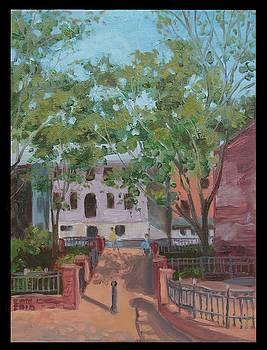 Edward Williams - Tiber Park