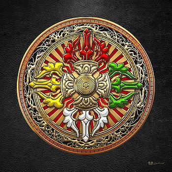 Serge Averbukh - Tibetan Double Dorje Mandala