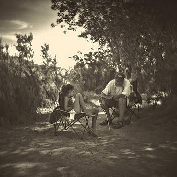 Matthew Lit - Tic Tac Toe with Grandpa