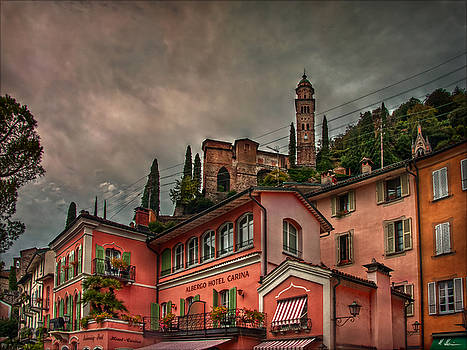 Ticino Landmark by Hanny Heim
