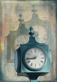 Tick Tock Version Two by Rosalie Scanlon