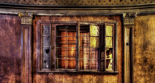 Ticket Window by John Hoey