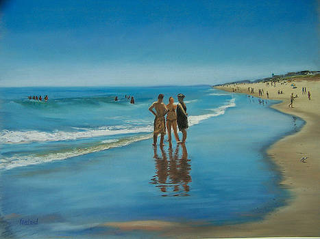 Tidal Chatter by Susan Kneeland