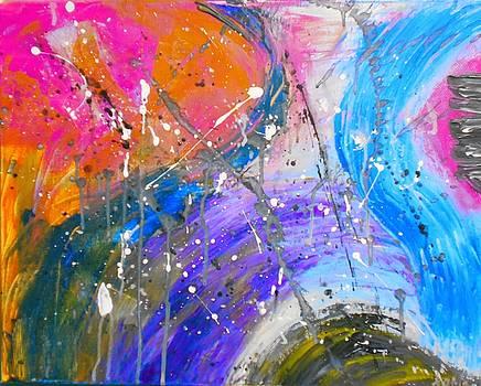 Tidal Groove by Angela McCool