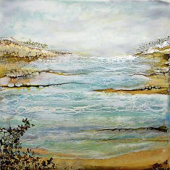 Tidal Pool 1 by Jennifer Creech