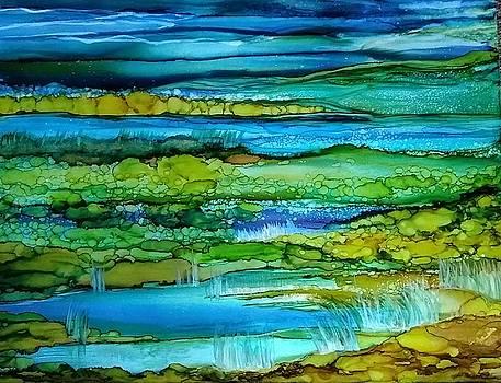 Tidal Pools by Betsy Carlson Cross