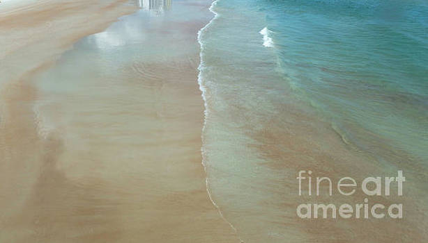 Tidal Reflections by Judy Hall-Folde