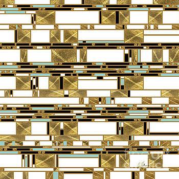 Tidal Rhythm by Pamela Johnson Design